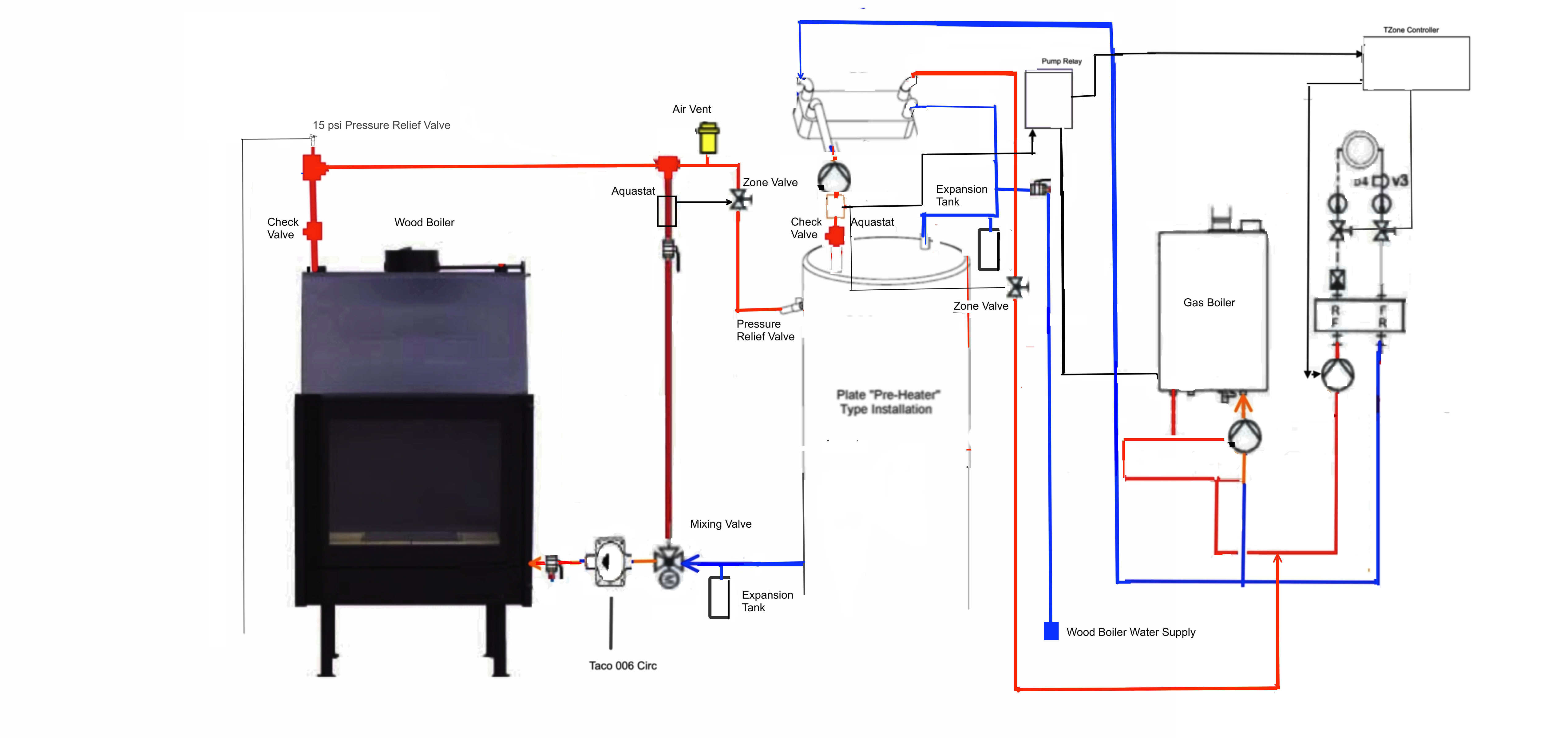 Fireplaces On Electric Fireplace Heater Blower Wiring Diagram