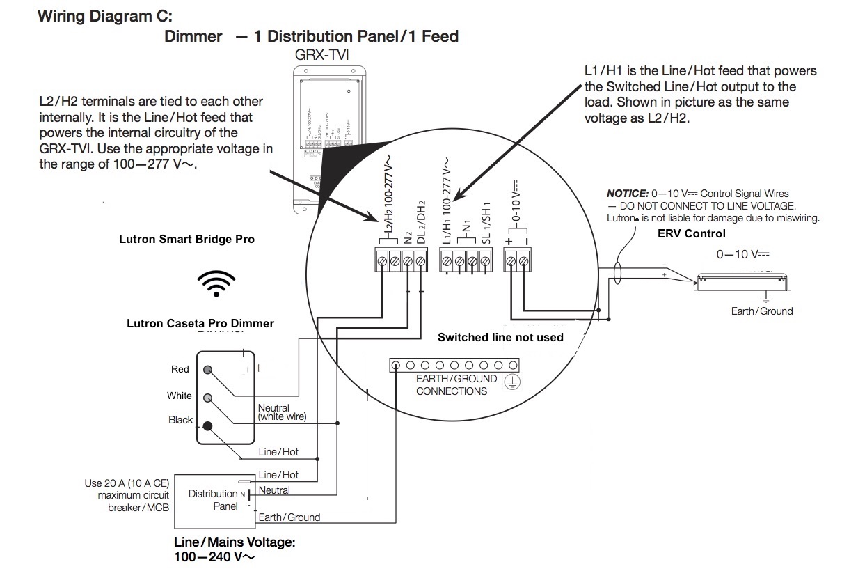 grxtvi wiring diagram with dimmer  twinsprings research